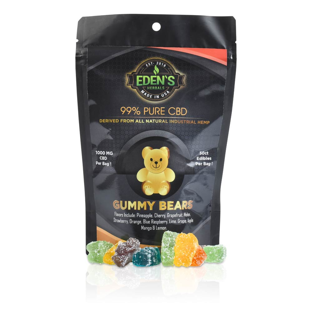 CBD GUMMIES | 1000 MG