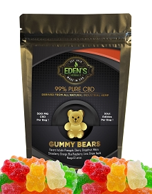 500 MG CBD Gummies | 50 COUNT