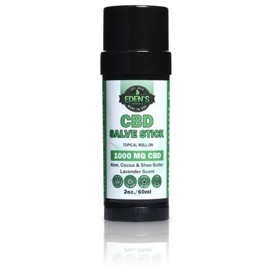 CBD SALVE  |  Roll-On Stick | 1000 MG