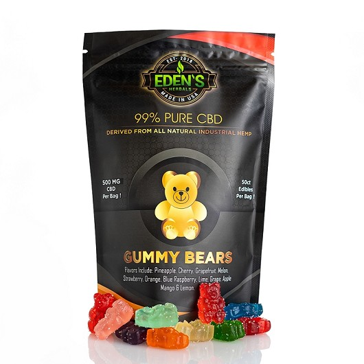 CBD GUMMIES | 500 MG